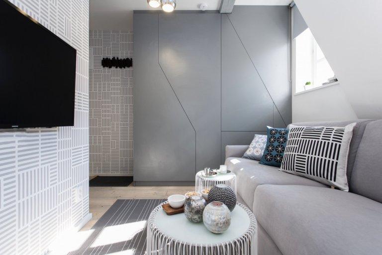 Byt o rozloze 13 m2 na krátkodobý pronájem