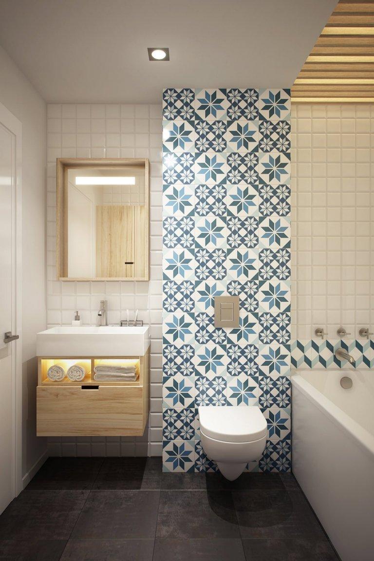 Obklady a dlažby - trendy v koupelnách