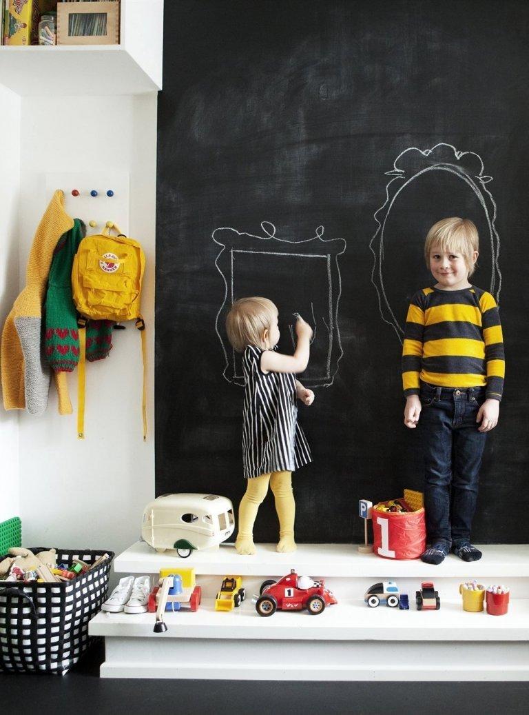 Dětský pokoj, který nikdy neomrzí