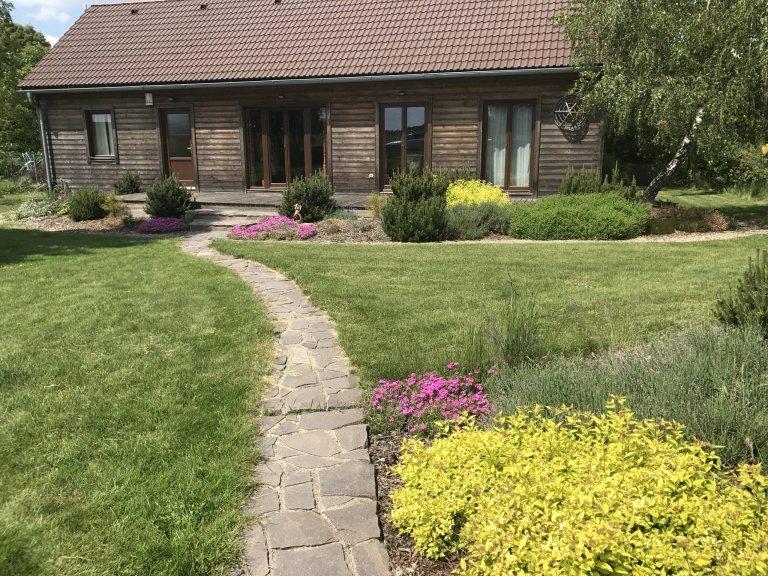 Zahrada Tisá