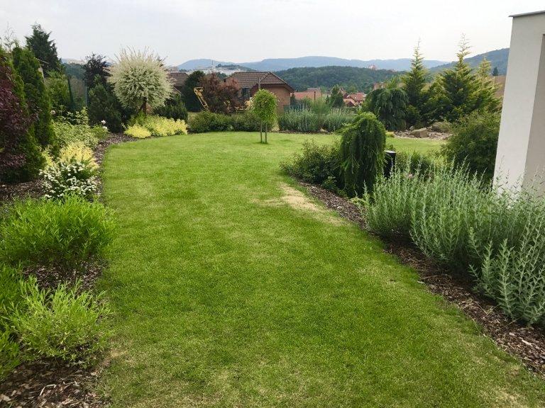 Zahrada Ustí