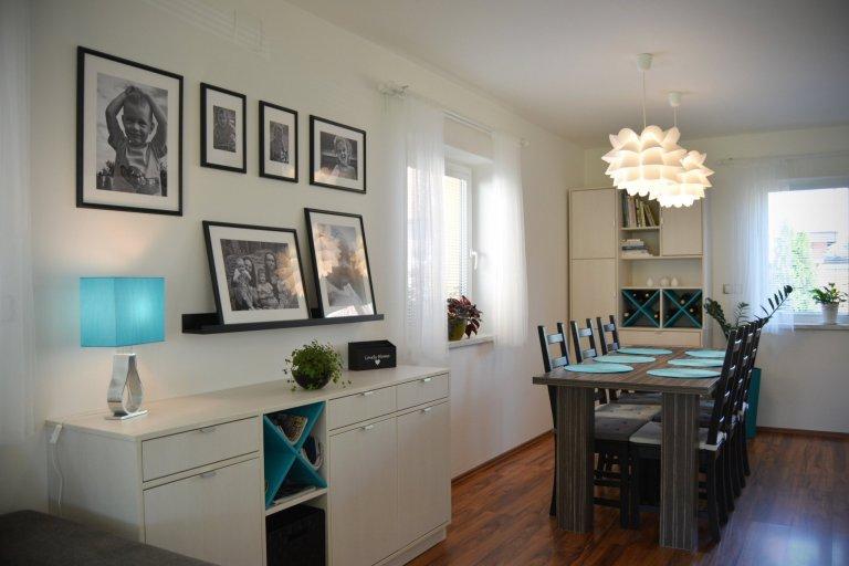 Redesign jídelny a obývacího pokoje