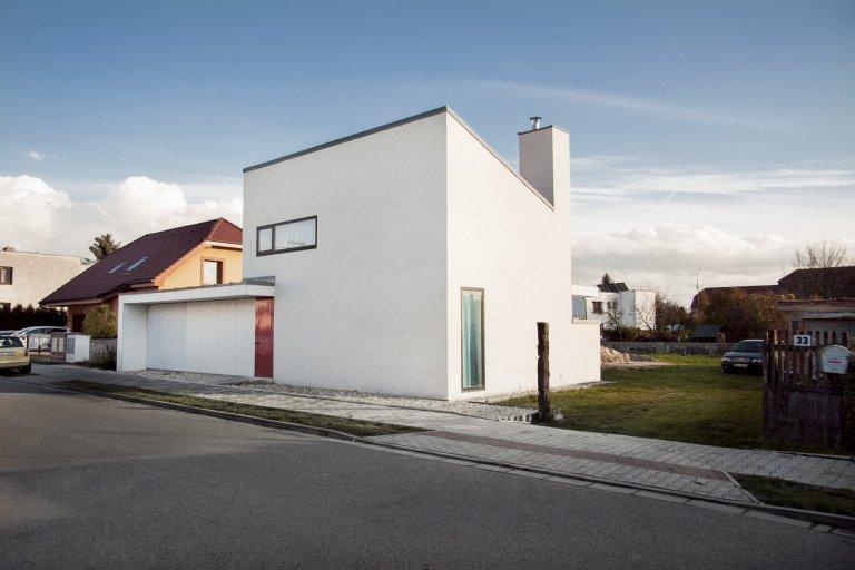 rodinný dům za Pardubicema
